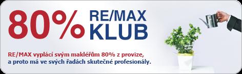 80% RE/MAX Klub