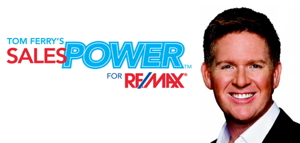 Tom Ferry´s Sales Power for RE/MAX